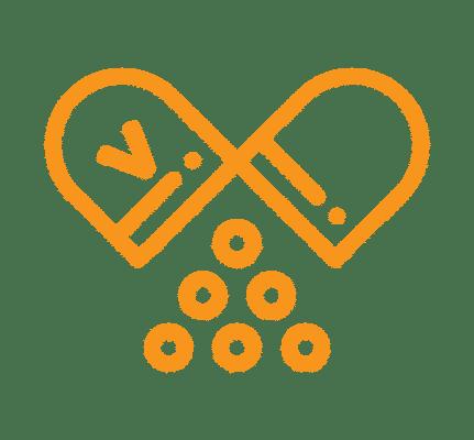 Ícone de alopatia