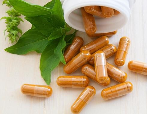 cápsulas de medicamento manipulado