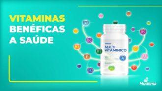 vitaminas benéficas