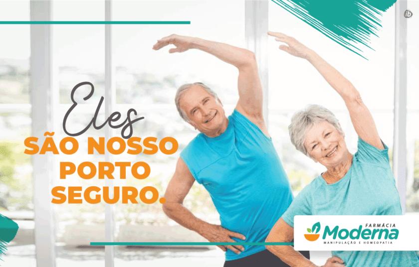 qualidade de vida para idosos