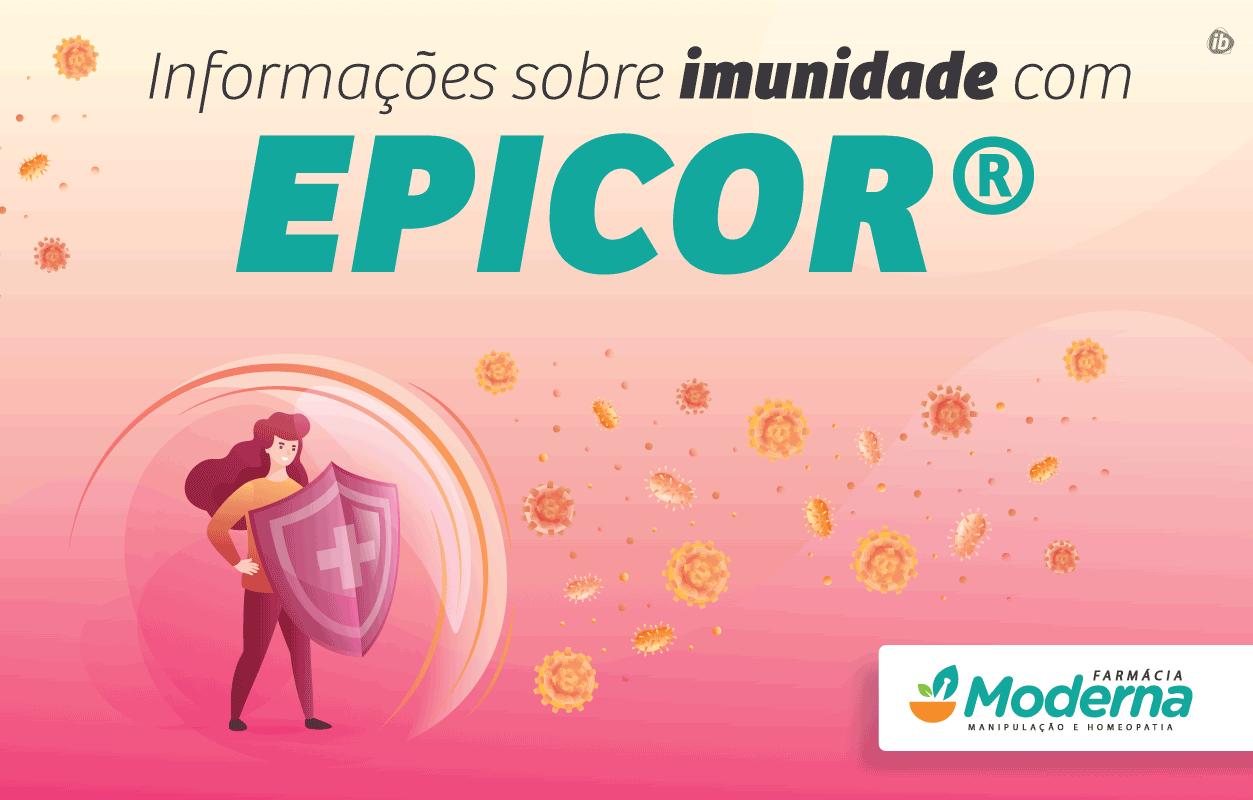 imunidade com Epicor