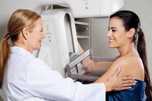 mamografia - câncer de mama